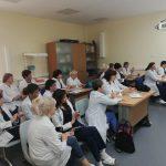 """г. Новосибирск Преподаватель: Яковкина Е.Н. Программа: """"Младшая медицинская сестра по уходу за больными"""""""